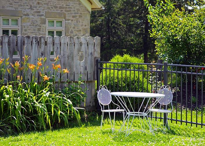 Pose de clôture à Morsang-sur-Orge